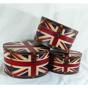 BOITES BRITISH