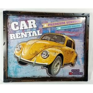 TABLEAU CAR RENTAL